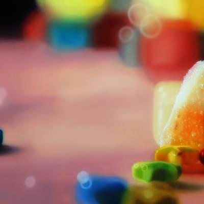 [A0628-0001] Sweet Land
