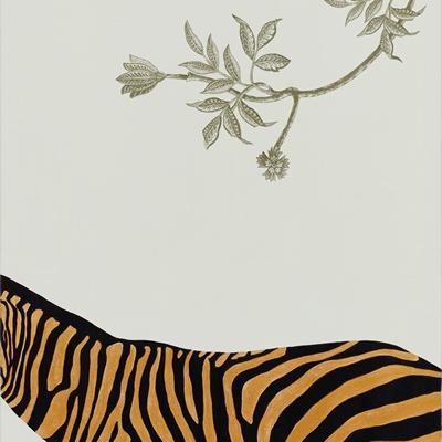 [A0632-0005] TIGER-ZEBRA | 호랑말