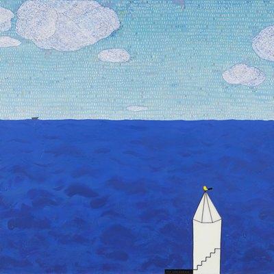 [A0635-0022] My father's house-오!하나님,당신의 바다는 더없이 크고 제 배는 더없이 작습니다.
