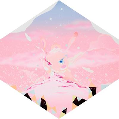 [A0640-0002] MilkyWay-RabbitCat
