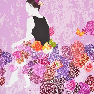 [A0641-0010] Blossom_꽃을 피우다