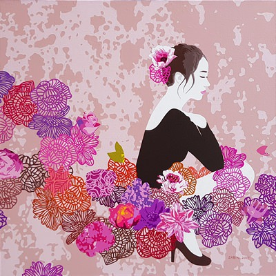 [A0641-0011] Blossom_꽃을 피우다