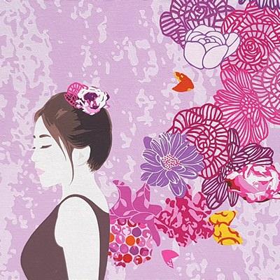 [A0641-0012] Blossom_꽃을 피우다