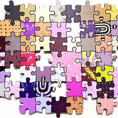 [A0641-0026] PUZZLE