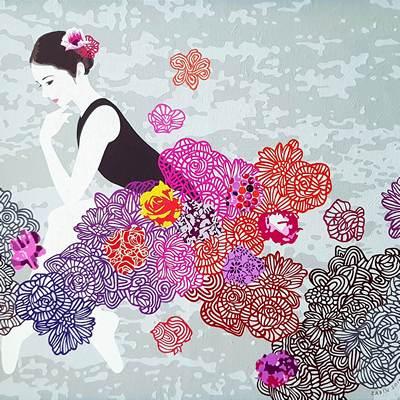 [A0641-0027] Blossom-꽃을 피우다