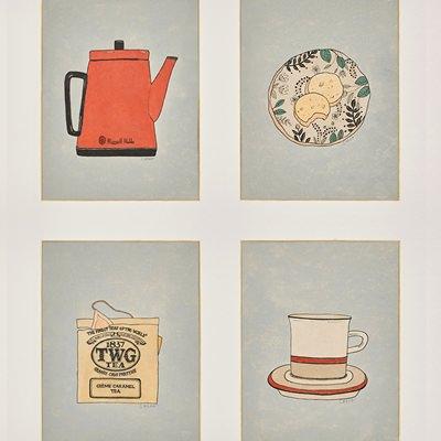 [A0650-0013] Tea Time