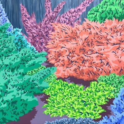 [A0651-0052] 이름 없는 숲 3