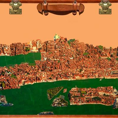[A0659-0010] City Daydream in Venezia