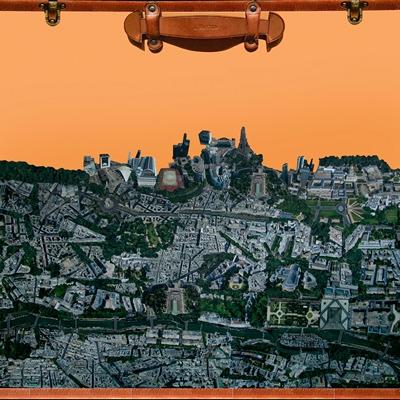 [A0659-0012] City Daydream in Paris