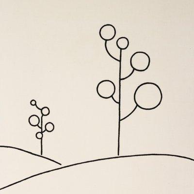[A0660-0013] Dancing tree Ⅱ
