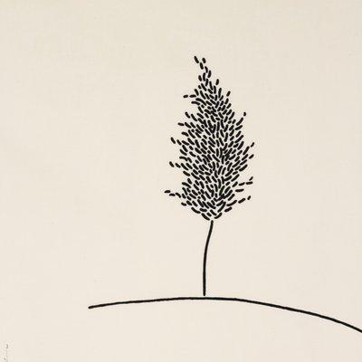 [A0660-0014] Dancing tree Ⅰ