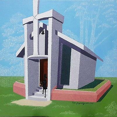 [A0666-0011] The Cross _Church 치앙마이순교기념교회
