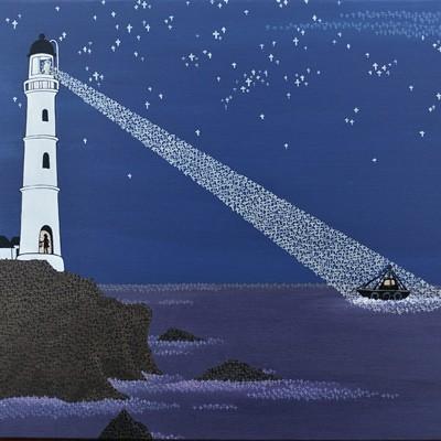 [A0666-0020] The Cross_Lighthouse19, Hope