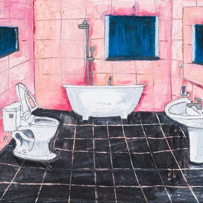 [A0668-0010] 신경쓰이는 화장실