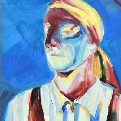 [A0673-0041] Facial-blue 03