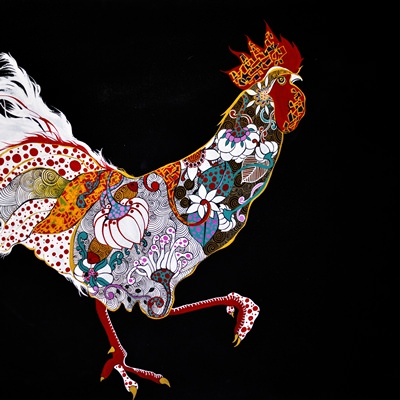 [A0677-0022] 닭