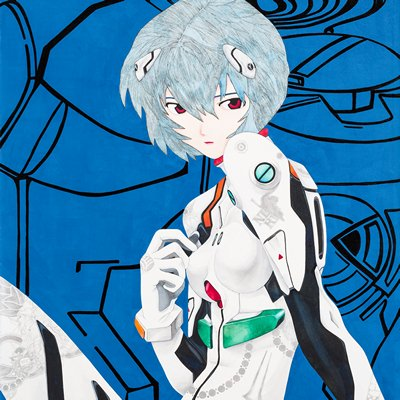 [A0681-0008] Ray Ayanami(co_ y.s)