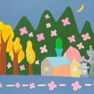 [A0686-0013] 고향의 봄