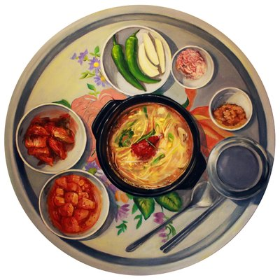 [A0687-0008] 상(想)-국밥 한그릇