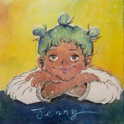 [A0689-0060] 제니 2019.5