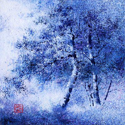 [A0692-0023] 아름다운 순간/찬란한 겨울