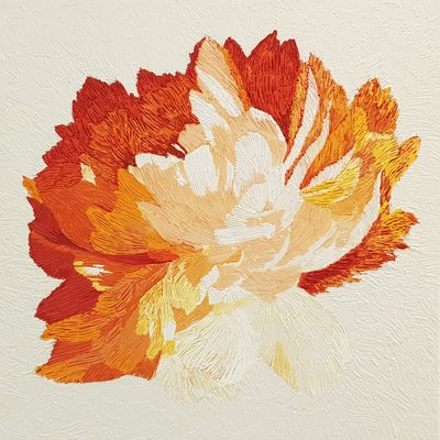 [A0692-0035] 아름다운 순간-꽃