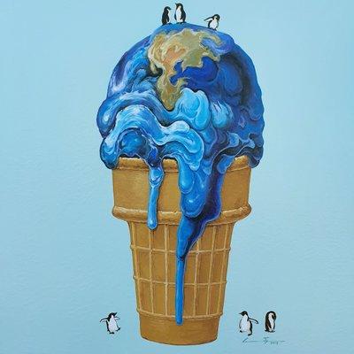 [A0696-0053] Global warming