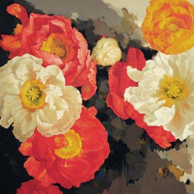 [A0706-0151] Flower dancing 2