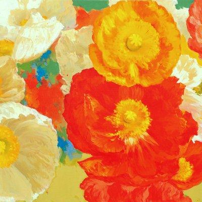 [A0706-0154] Flower dancing 5