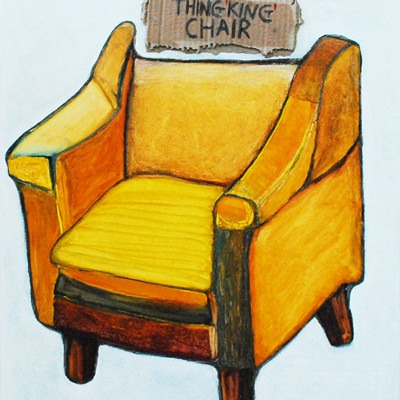 [A0709-0008] THING'KING'CHAIR