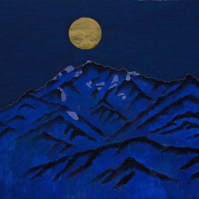 [A0710-0015] 푸른밤의 여정-수락산