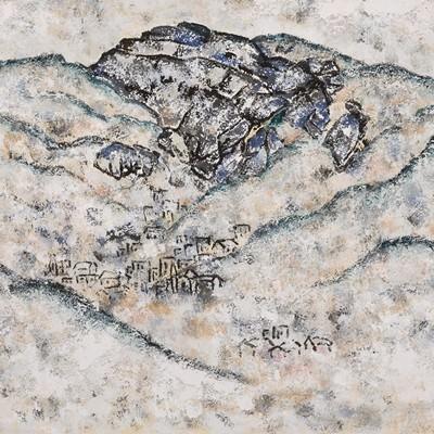 [A0710-0017] 인왕산