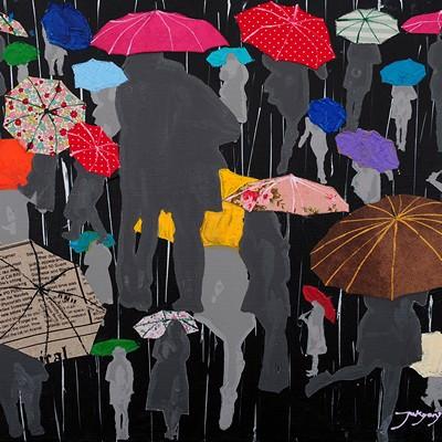 [A0712-0042] 비오는 날의 연가