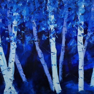 [A0712-0168] 자작나무-침묵의 숲