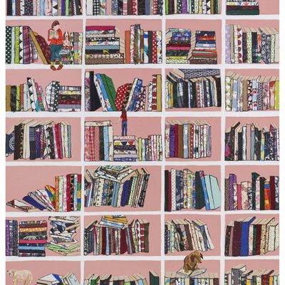 [A0712-0189] My secret book cafe