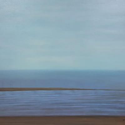 [A0713-0011] 해변의 아침
