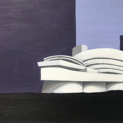 [A0717-0013] Guggenheim in Newyouk