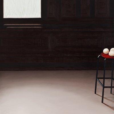 [A0719-0020] 붉은 스툴