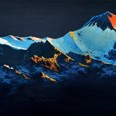 [A0722-0021] 여명 1-1( Annapurna)