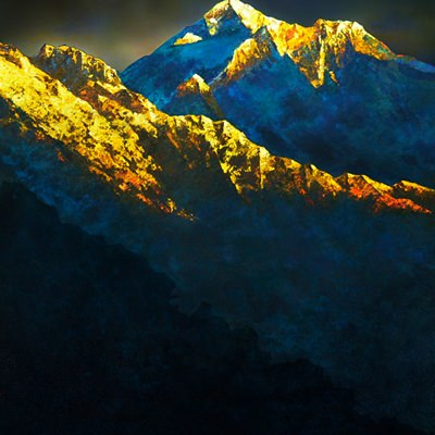 [A0722-0023] 여명 1-3 (Himalaya)