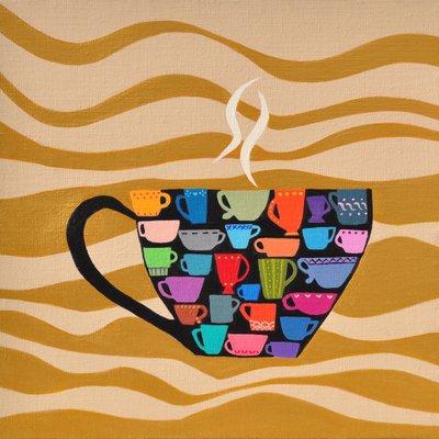 [A0729-0165] Teatime(1)