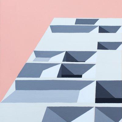 [A0733-0005] Urban scenery ll