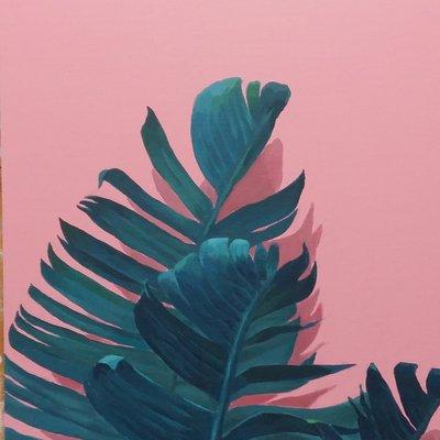 [A0733-0006] Parlour palm