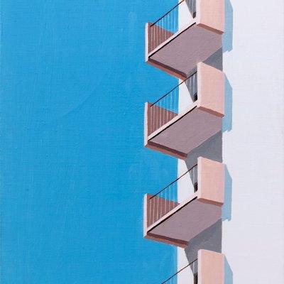 [A0733-0014] Terrace ll