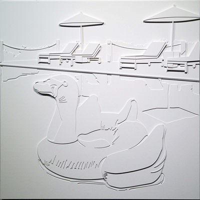 [A0736-0002] Swan Float