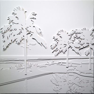 [A0736-0005] Palm Tree