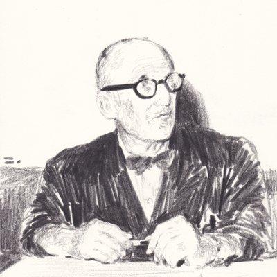 [A0741-0017] For Le Corbusier