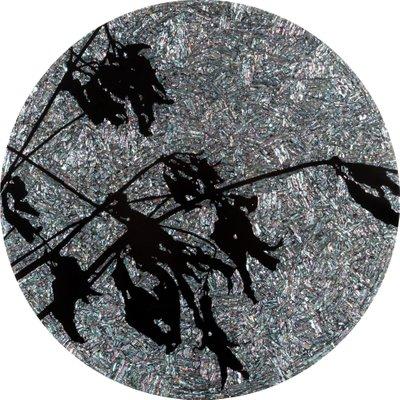 [A0742-0021] a black dance-1803ao