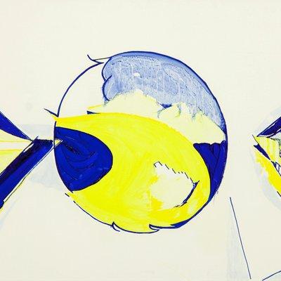 [A0753-0036] Cut Blue