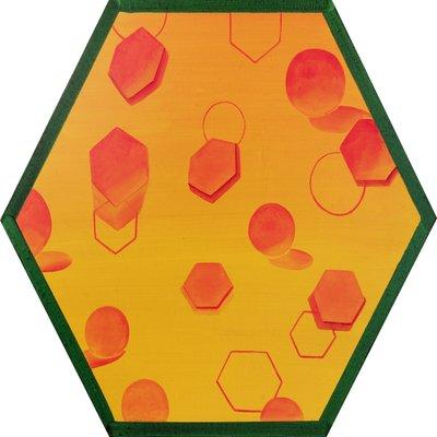 [A0753-0098] Golden Particles